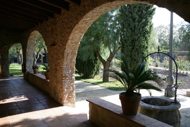 Terrace Mas Pau