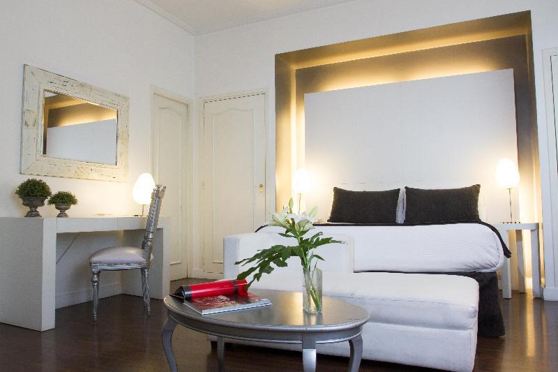 Room Le Cinque Luxor Recoleta