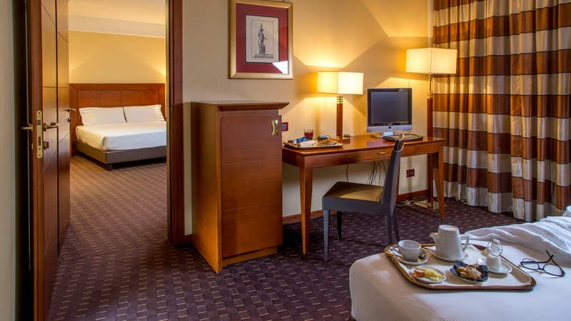 Room Hotel Capannelle