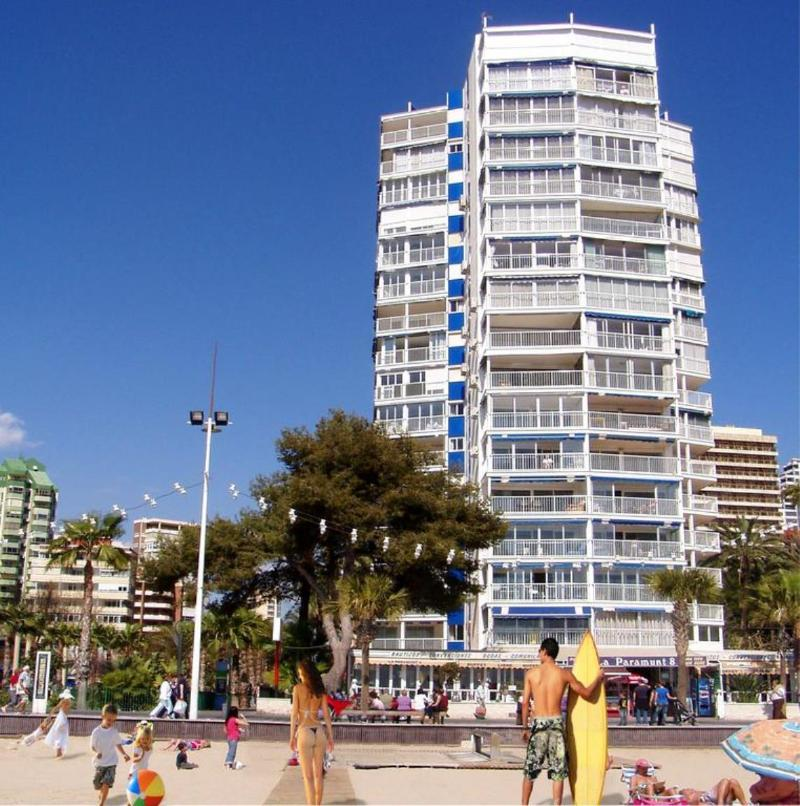 General view Torre Yago