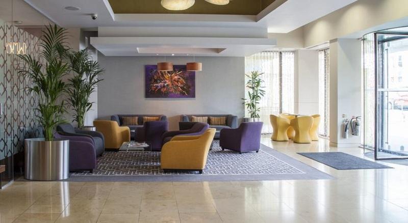 Lobby Maldron Hotel Smithfield