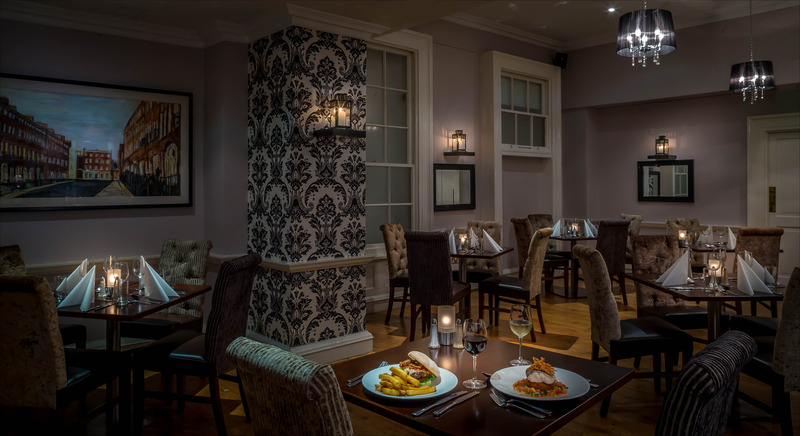Restaurant The Belvedere