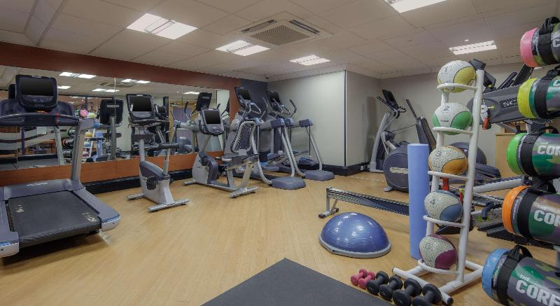 Sports and Entertainment Hilton East Midland Airport