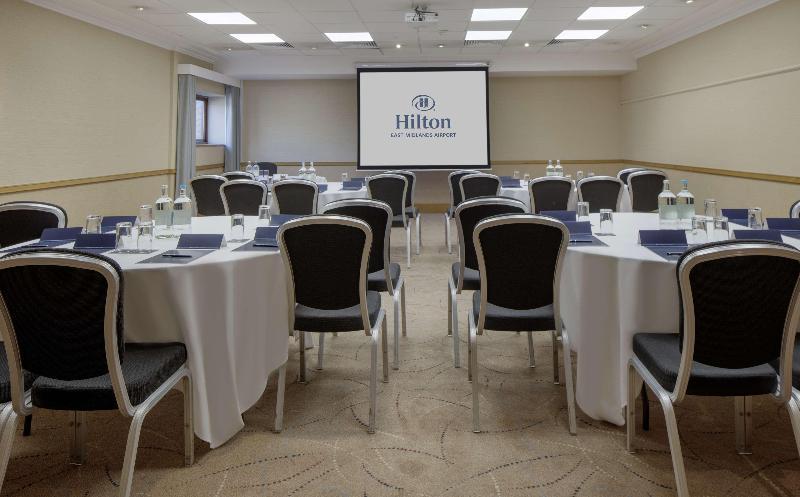 Conferences Hilton East Midland Airport