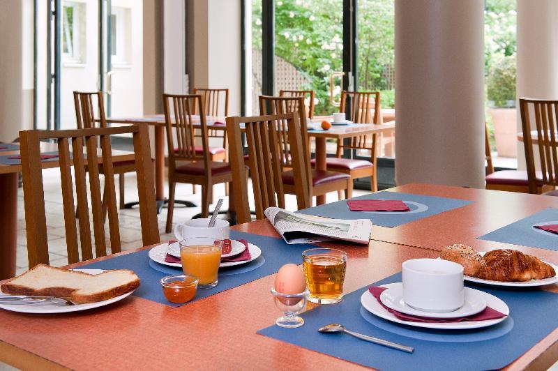Restaurant Adagio Porte De Versailles