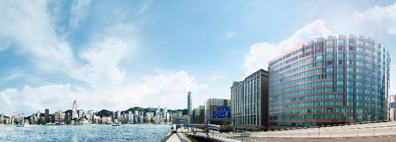 General view New World Millennium Hong Kong Hotel