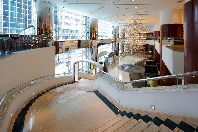 Lobby B P International