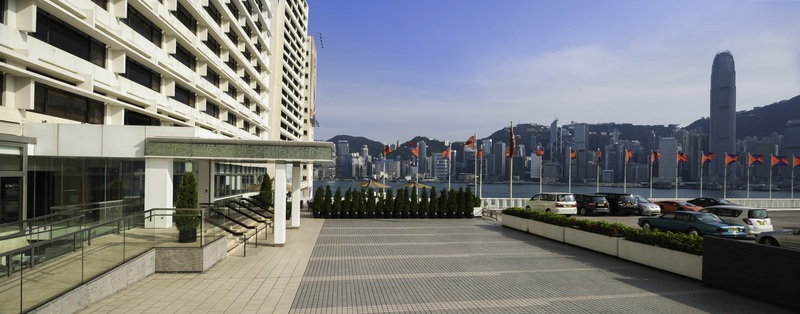 General view Marco Polo Hongkong Hotel