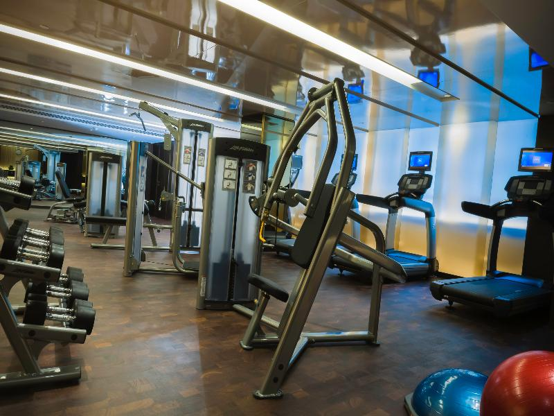 Sports and Entertainment Marco Polo Hongkong Hotel