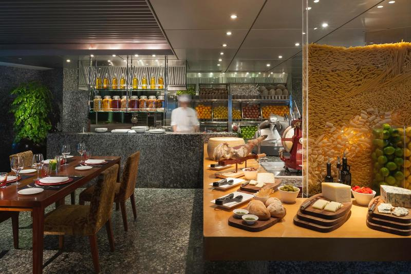 Restaurant Marco Polo Hongkong Hotel