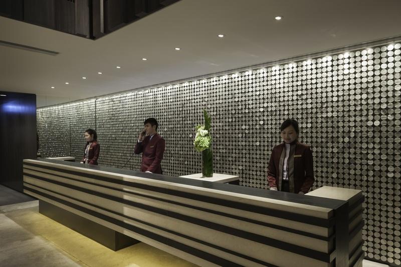 Lobby Gateway Hotel
