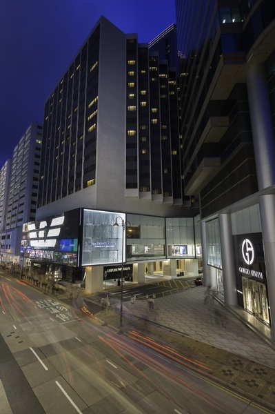 General view Prince Hotel