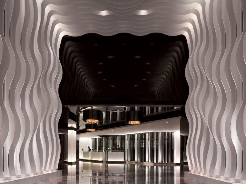 Lobby The Mira Hong Kong