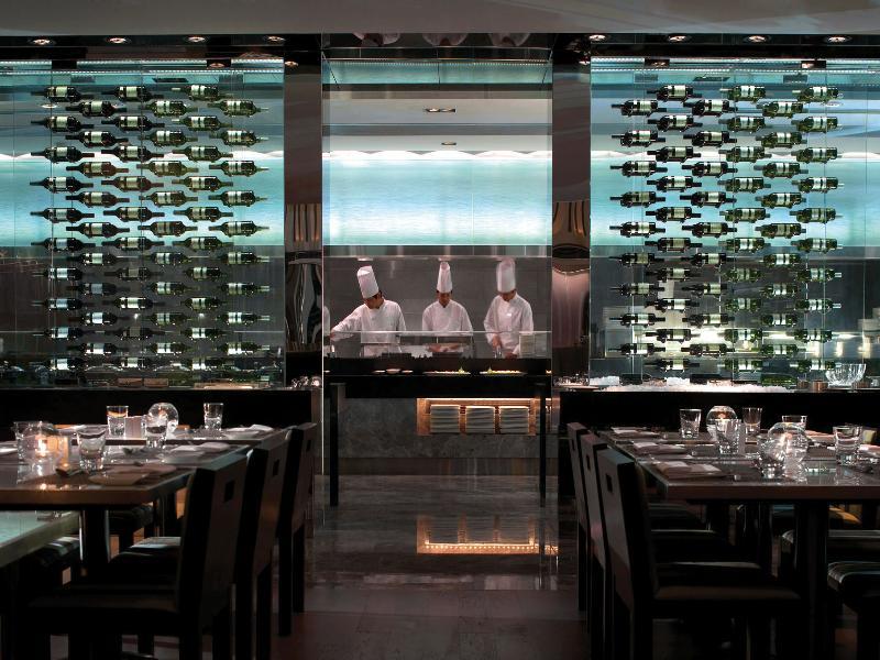 Restaurant The Mira Hong Kong