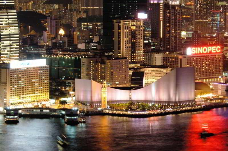 General view The Salisbury – Ymca Of Hong Kong