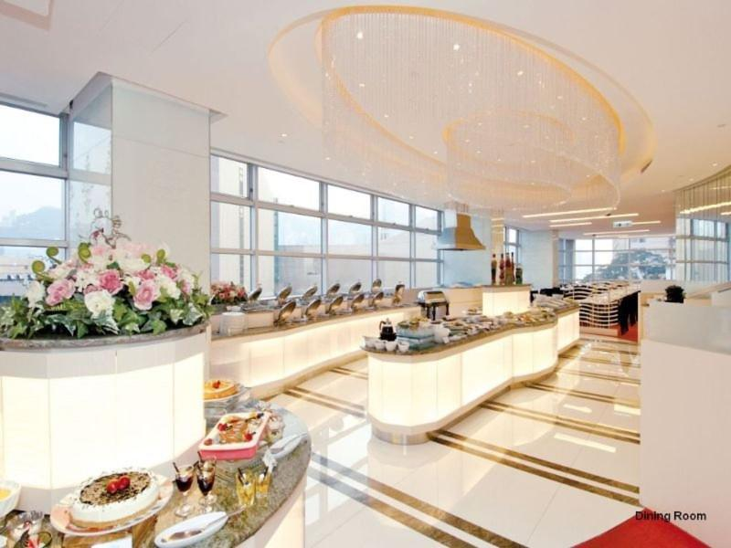 Restaurant The Salisbury – Ymca Of Hong Kong