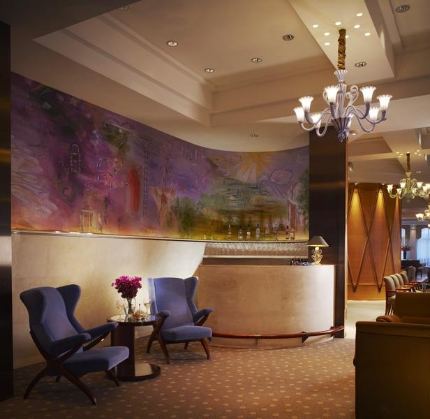 Bar Lanson Place Hotel, Hong Kong