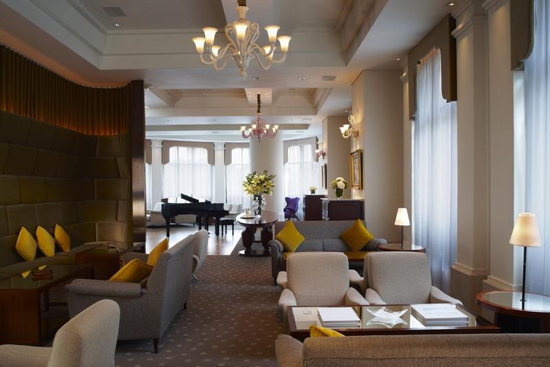 Restaurant Lanson Place Hotel, Hong Kong