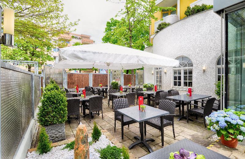 Terrace Leonardo Hotel & Residenz Muenchen