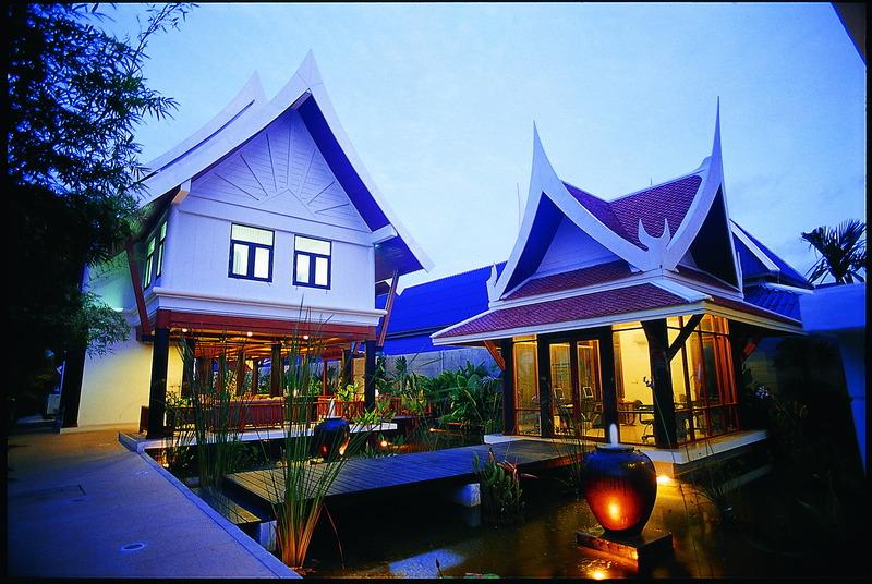 General view Kata Poolside Resort