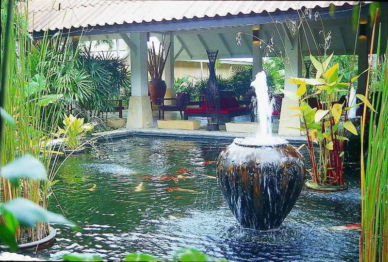 General view Sunshine Garden Resort Pattaya