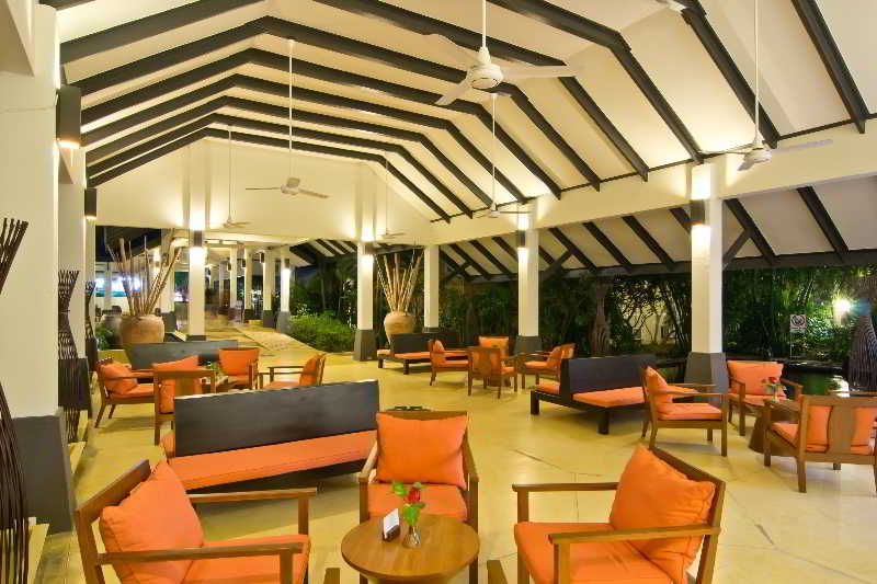 Lobby Sunshine Garden Resort Pattaya