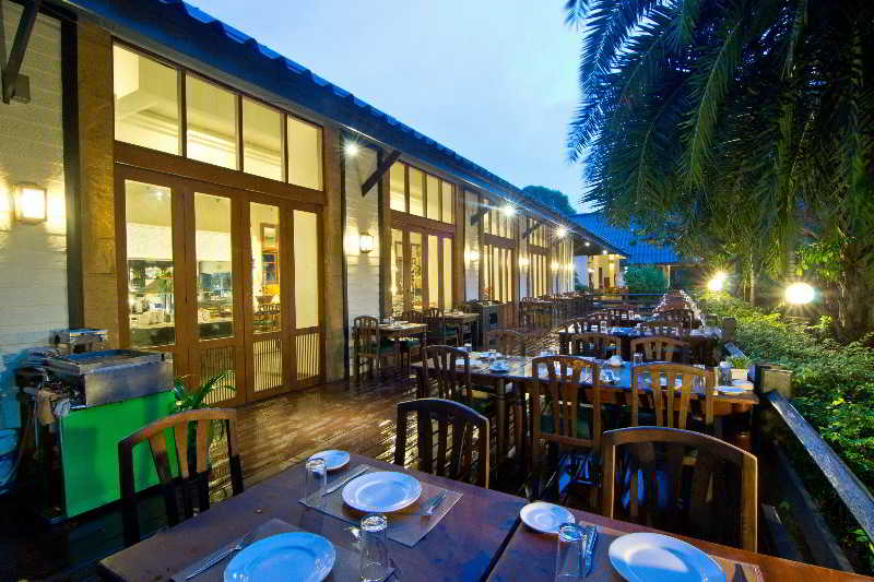 Restaurant Sunshine Garden Resort Pattaya