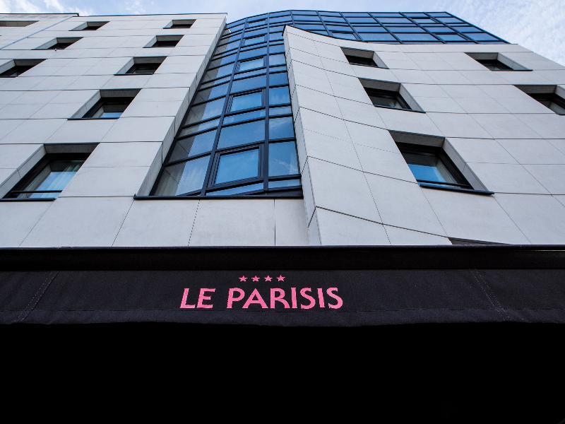 General view Le Parisis Hotel