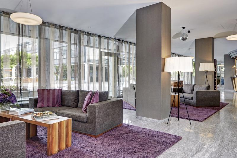 Lobby Geroldswil Swiss Quality Hotel