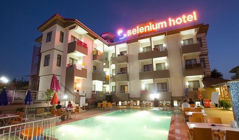 General view Selenium Hotel