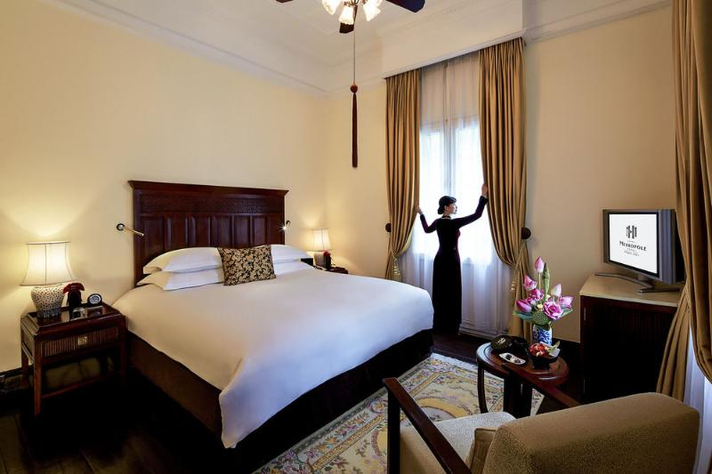 Room Sofitel Legend Metropole Hanoi