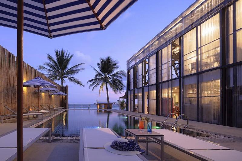 General view Malibu Koh Samui Resort & Beach Club