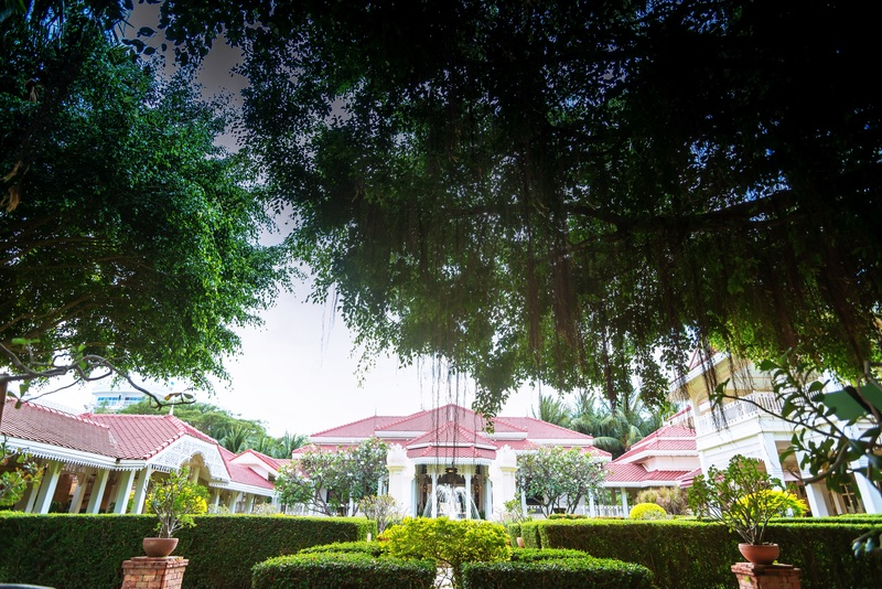 General view Wora Bura Hua Hin Resort & Spa
