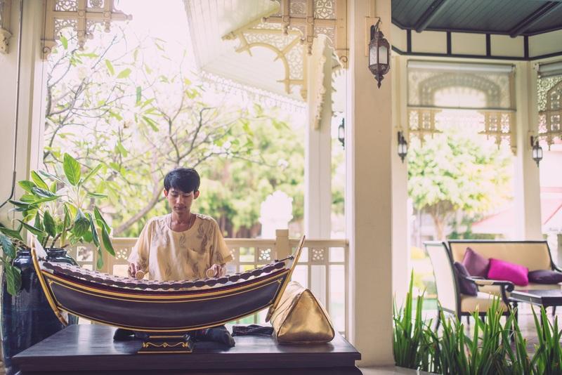 Lobby Wora Bura Hua Hin Resort & Spa