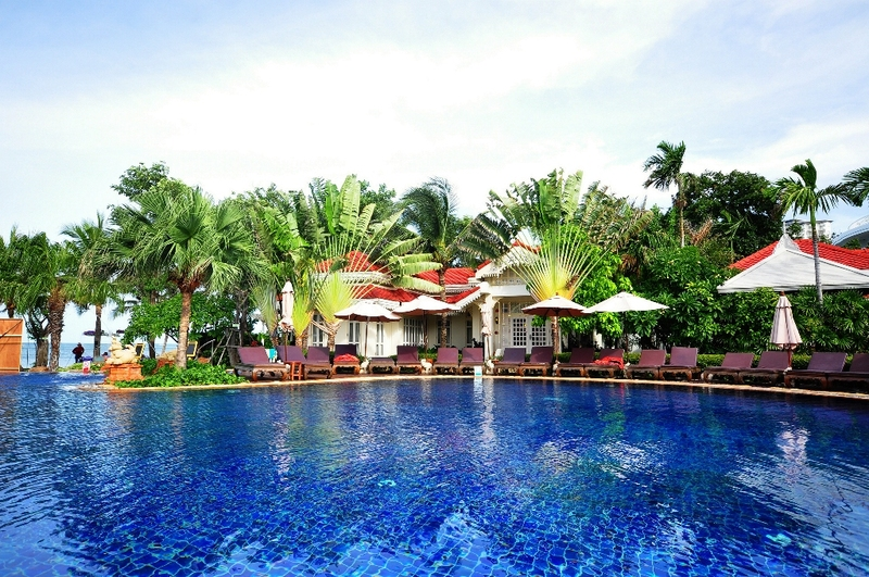 Pool Wora Bura Hua Hin Resort & Spa