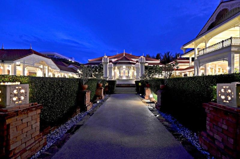 Restaurant Wora Bura Hua Hin Resort & Spa
