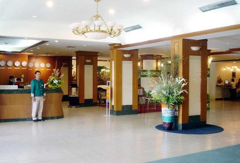 Lobby River Kwai Hotel