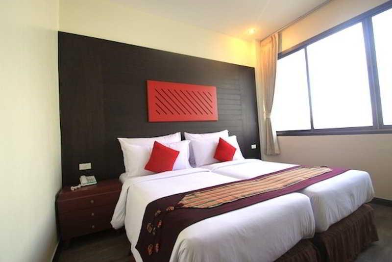 Room River Kwai Hotel
