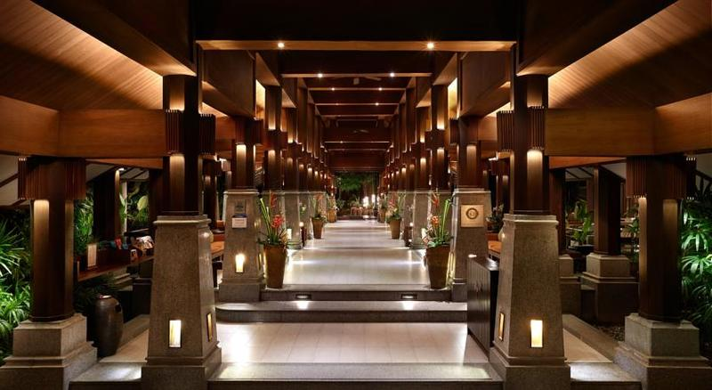 Lobby Bo Phut Resort & Spa