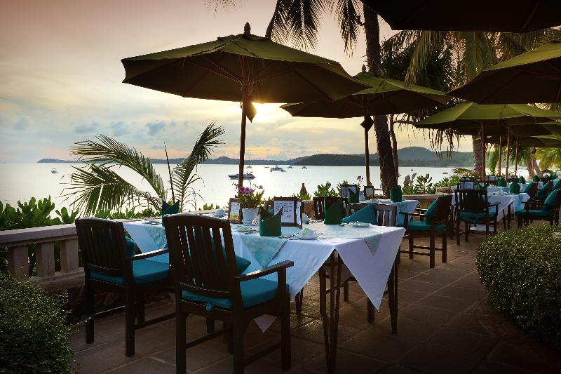 Restaurant Bo Phut Resort & Spa