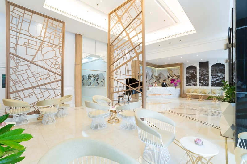 Lobby Bandara Suite Silom