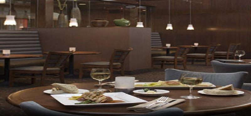 Restaurant Delta Hotels Calgary South