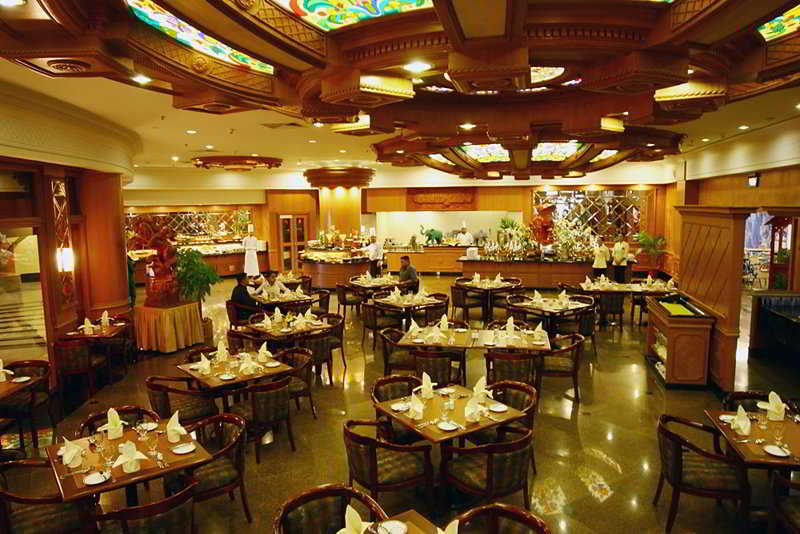 Restaurant The Rizqun International Hotel, Brunei