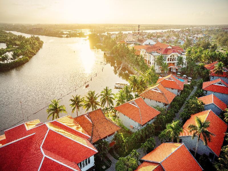 General view Hoi An Beach Resort