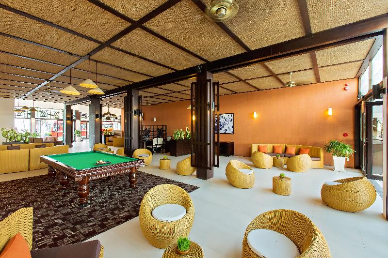 Sports and Entertainment Hoi An Beach Resort