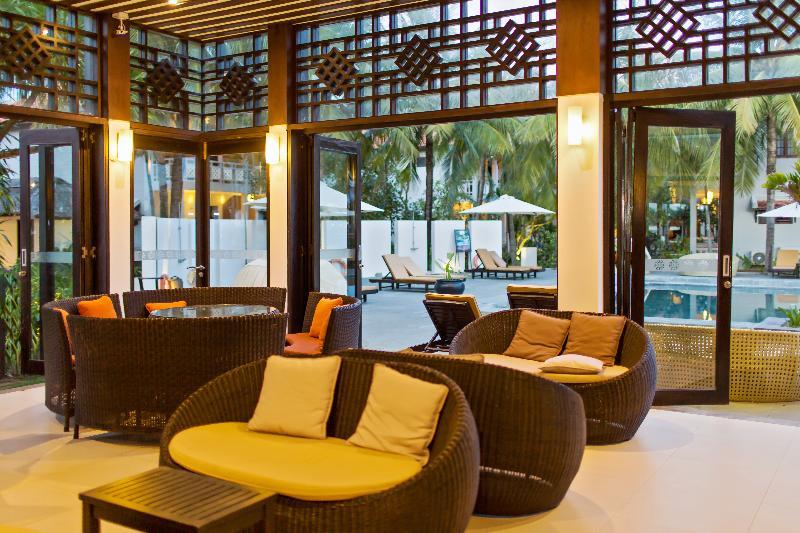 Lobby Hoi An Beach Resort