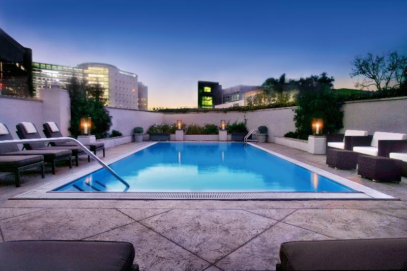 General view Sofitel La At Beverly Hills