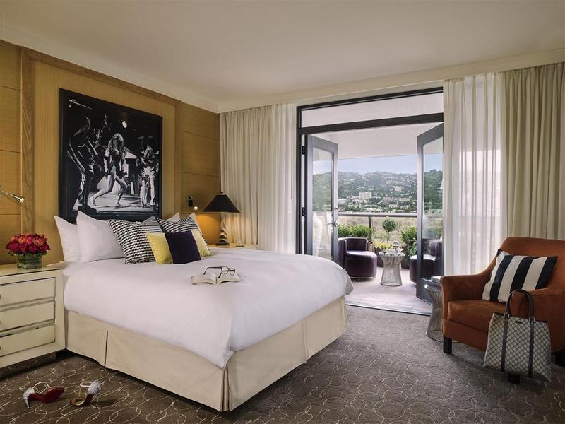 Room Sofitel La At Beverly Hills