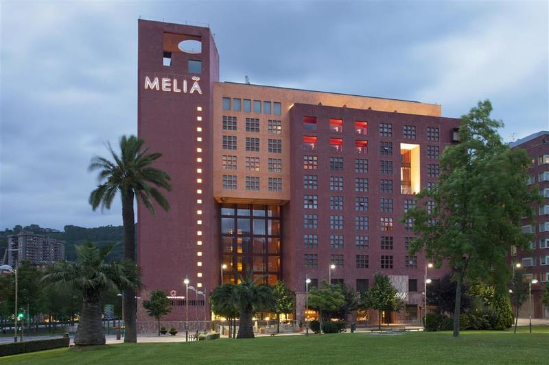 General view Melia Bilbao