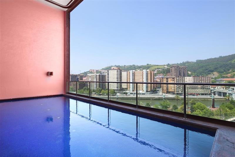 Pool Melia Bilbao
